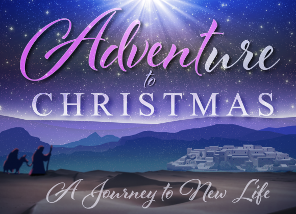 Mary's journey to Christmas