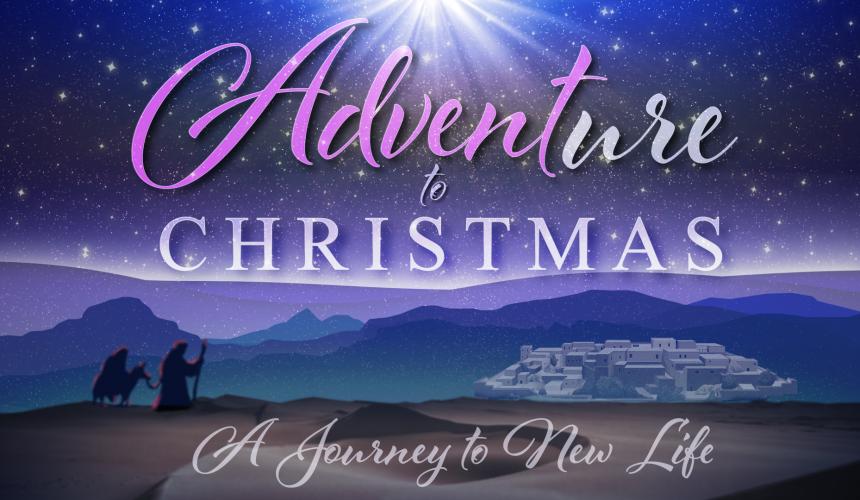 Jesus' Journey to Christmas