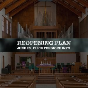 Reopening Message from Pastor Brian